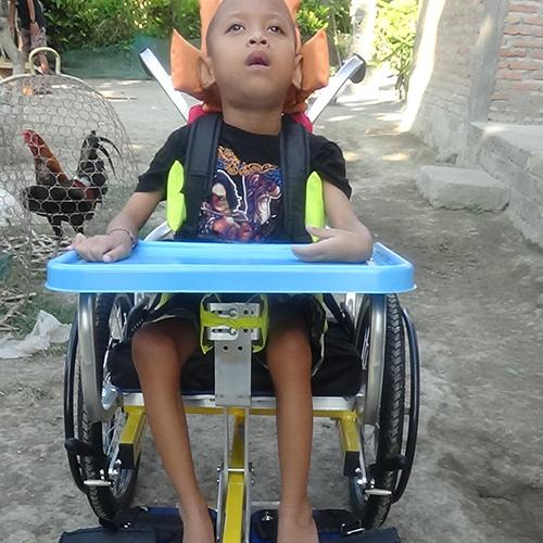 Age: 7 Location: Banjarasem Condition: