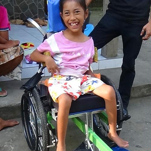 Age: 10 Location: Ranginang, Bontihing Condition: