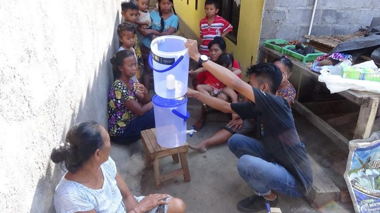 Water Filter Delivery