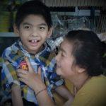 New 'WHEELCHAIRS FOR KIDS' wheelchairs for Komang & Kadek
